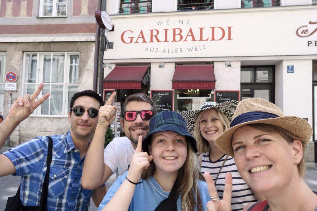 Visiter Munich en Camping Car
